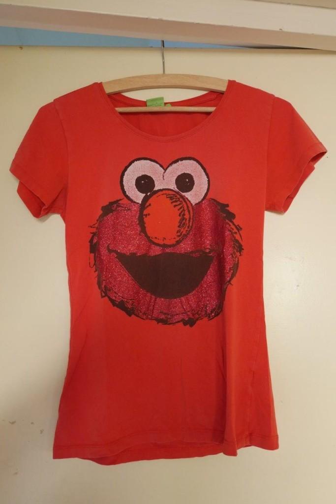 002 - Shirt Elmo